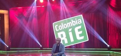 José Ordónez muestra todo su  talento en 'Colombia Ríe'