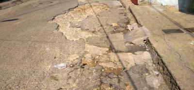 Los líderes comunales dicen que es tal el nivel del daño que, en algunos puntos, les hacen recordar los corredores que tienen que transitar los campesinos.