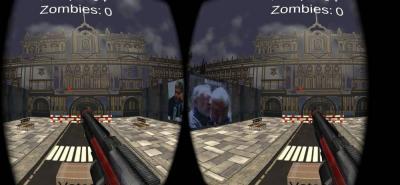 Polémico videojuego para matar zombies simpatizantes de candidato presidencial mexicano