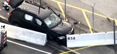 Tiroteo cerca a la Agencia de Seguridad de Estados Unidos dejó un herido