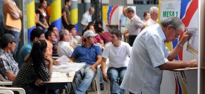 Los 170.054 votantes que podrán ejercer su derecho el próximo 11 de marzo, tendrán habilitadas 502 mesas en diferentes sectores del municipio.
