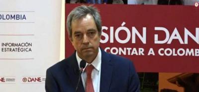 Dane asegura que la economía colombiana creció 1,8 % en 2017
