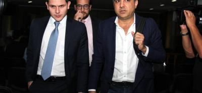 Edwin Besaile Fayad, gobernador de Córdoba, fue suspendido provisionalmente durante tres meses por la Procuraduría.