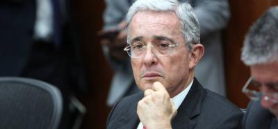 Uribe Vélez había denunciado al senador Iván Cepeda argumentando que el dirigente del Polo estaba buscando testigos falsos que lo relacionaran con grupos paramilitares.