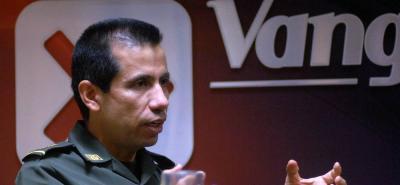 """""""Tengo como prioridad salvar en Bucaramanga a los menores de las drogas"""": B.G. Vásquez"""
