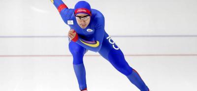 El patinador colombiano Pedro Causil tuvo una muy buena participación en los Juegos Olímpicos de Invierno pese a terminar en el puesto 20 de la prueba de los 500 metros.
