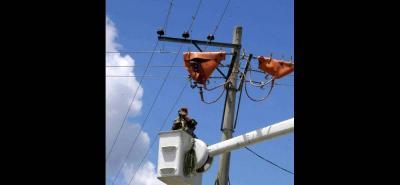 ESSA argumenta que los cortes han sido esporádicos y que se ha venido trabajando en el mejoramiento del servicio de energía eléctrica en el casco urbano del municipio.