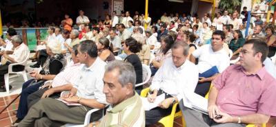 Bumangueses tienen apatía a la participación comunitaria
