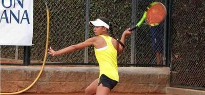 Santandereanos se acercan al título del Suramericano de Tenis