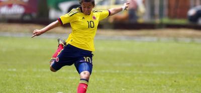 Yorely Rincón, referente del fútbol femenino en Colombia, se alista para ganarse un puesto en la selección que participará este año en la Copa América de Chile. Cabe recordar que la santandereana ha jugado en las principales Ligas del mundo, entre ellas Brasil, Estados Unidos y Suecia.
