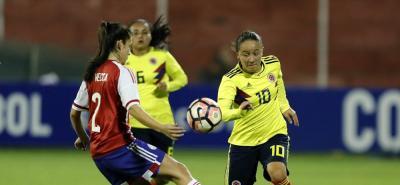 Los rivales de Colombia en la Copa América femenina