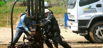 Ecopetrol confirmó existencia de crudo en pozos de Santander