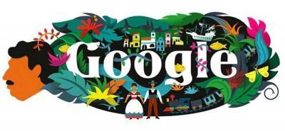 El 'doodle' homenaje se puede ver desde el buscador de 37 países de distintos continentes.