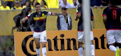 La Federación confirmó que Colombia jugará un amistoso con Egipto
