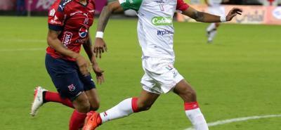 Once Caldas se impuso 3-2 sobre Medellín, en el partido más atractivo de la séptima jornada de la Liga Águila I de 2018.
