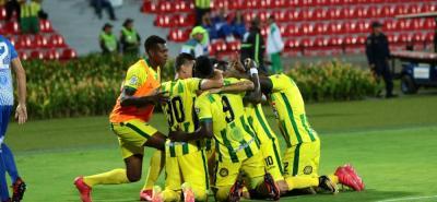 Aunque la octava fecha de la Liga Águila comienza hoy, los duelos de Bucaramanga vs. Nacional y Millonarios vs. Alianza Petrolera se jugarán la próxima semana.