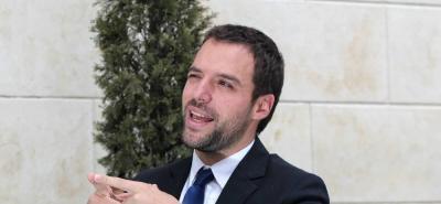 Renunció el viceministro del Interior, Luis Ernesto Gómez