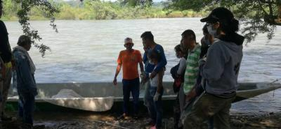 En jurisdicción de Betulia, Santander fue hallado el cuerpo del señor Arnulfo Martínez Quintero, quien se dedicaba a labores de zapatería en Bucaramanga.