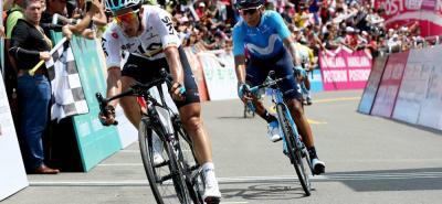 Sergio Luis Henao, comandando al Sky, y Nairo Quintana, liderando al Movistar, son dos de las cartas que tiene el ciclismo colombiano para pelear por el título de la Vuelta a Cataluña 2018.