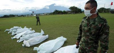 Siete disidentes de las Farc fueron neutralizados por el Ejército