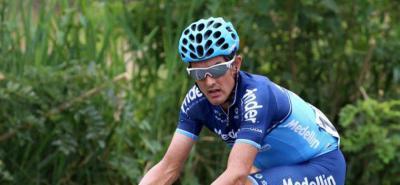 Policía recupera la bicicleta de Óscar Sevilla