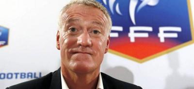 Francia enfrentará a Colombia en amistoso este viernes 23 de marzo.