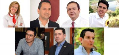Oficializan a los siete Representantes a la Cámara por Santander