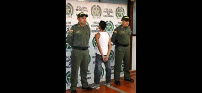 Luis Anderson Prieto Ayala deberá responder por el homicidio  de José Rafael Sierra, un vendedor ambulante de 44 años.