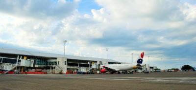 Los destinos predilectos desde Palonegro en 2017 fueron: San Andrés, Santa Marta y Cartagena.