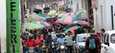 En las cabeceras municipales el porcentaje de personas en situación de pobreza multidimensional fue 11,4%.