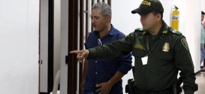 Una juez le dictó medida de aseguramiento intramural en establecimiento carcelario a David Sosa Quintero, de 47 años
