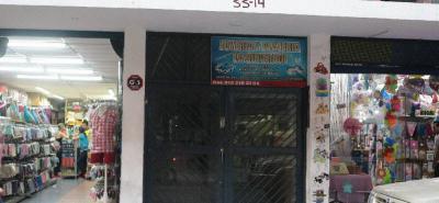 En un negocio dedicado a la compra y venta de joyas se llevó a cabo el hurto.