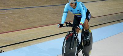 Alejandro Perea Arango, un joven pedalista antioqueño de 21 años, con displasia epifisaria múltiple, fue la gran figura de Colombia en el Campeonato Mundial de Paracycling que se disputó en el velódromo olímpico de Río de Janeiro, Brasil, del 22 al 25 de marzo.