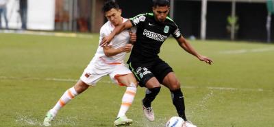 Envigado salvó un punto ante Atlético Nacional en el Polideportivo Sur, pues sobre el último minuto del partido consiguió dejar el duelo 2-2.