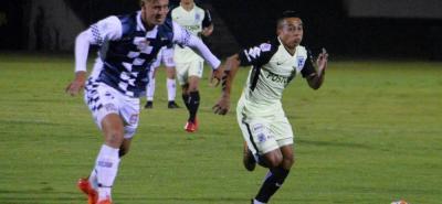 Pese a que el partido estuvo lleno de emociones, Atlético Nacional tuvo que conformarse con un empate en su visita a Tunja donde el Boyacá Chicó, último de la Liga Águila, le supo aguantar el ritmo al líder. El duelo terminó 1-1.