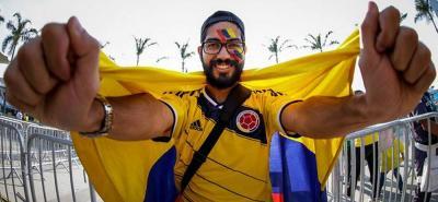 Colombia está entre los países que más han comprado boletas para el Mundial