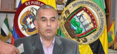 Darío Echeverry continuará su proceso judicial en libertad.