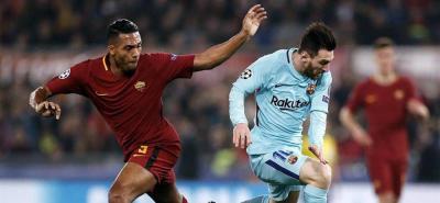 Roma logró la hazaña al remontar tres goles en contra para eliminar al Barcelona