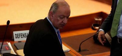 Contraloría remitió a la Fiscalía pruebas contra exgobernador Alejandro Lyons