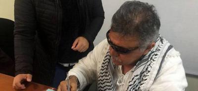 ONU revisará los efectos de la captura de 'Santrich' en el proceso de paz