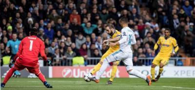 Juventus le ganó  3 a 1 al Real Madrid en la Champions League