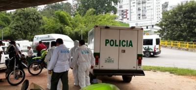 Los dos presuntos responsables del homicidio de Hernando Puentes Pedraza fueron enviados a la cárcel.