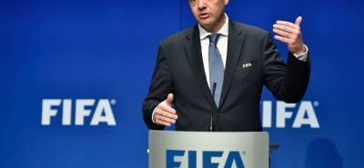 Gianni Infantino, presidente de la Fifa y uno de los promotores para que el Mundial aumente en número de selecciones participantes, estudiará una propuesta hecha por la Conmebol.