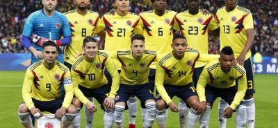 Pese a la importante victoria que logró ante Francia, la selección Colombia cayó tres puestos en el ranking Fifa.
