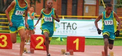 El estadio de atletismo de La Flora congregará hoy a más de 170 deportistas de 14 a 16 años que intervendrán en el Zonal del programa TAC de la Federación Colombiana de Atletismo.