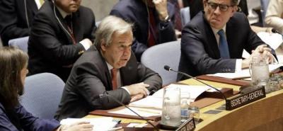 El Consejo de Seguridad de la ONU analizó la situación en Siria, por quinta vez esta semana.