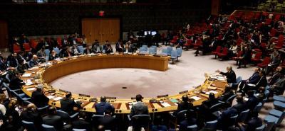 """El embajador sirio ante las Naciones Unidas, Bashar Jaafari, intervino el pasado jueves ante el Consejo solicitado por Rusia para abordar la situación en Siria, en la sede de la ONU en Nueva York. Mientras tanto, el embajador ruso, Vasili Nebenzia, alarmó sobre el riesgo de """"guerra"""" entre su país y Estados Unidos si Washington decidía lanzar un ataque contra Siria."""