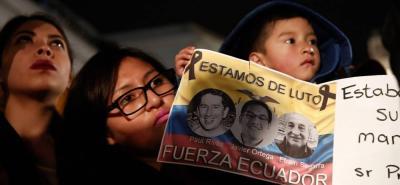 Periodistas de Ecuador y Colombia anunciaron la creación de un equipo para informar la realidad de la frontera común.