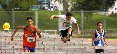 El atletismo santandereano dominó a su antojo el torneo regional del Programa de Talentos del Atletismo Colombiano que se disputó en el estadio de La Flora, al ganar todas las pruebas previstas en la programación que contempló competencias de pista y campo.