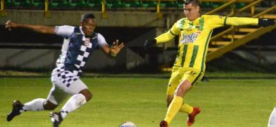 Atlético Bucaramanga perdió 1 a 2 con Boyacá Chicó